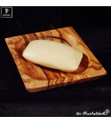 small bowl squared chaped olive wood