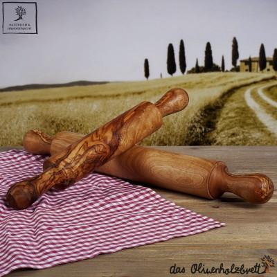 Nudelholz aus Olivenholz - zur Backsaison!