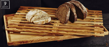 Bread cutting boards, perfect for restaurants or hotels